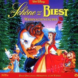 Die Schöne und das Biest, Weihnachtszauber, 1 CD-Audio, Walt Disney