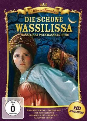 Die schöne Wassilissa, Märchen Klassiker