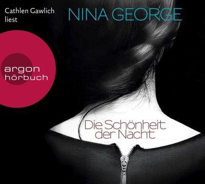 Die Schönheit der Nacht, 7 Audio-CDs, Nina George