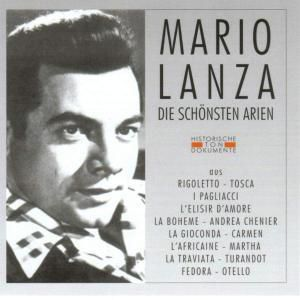 Die Schönsten Arien-M.Lanza, Mario Lanza