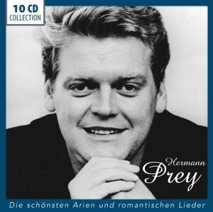 Die Schönsten Arien Und Romantischen Lieder, Herman Prey