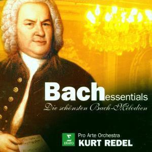 Die Schönsten Bach-Melodien, Kurt Redel, Pro Arte Orchestra
