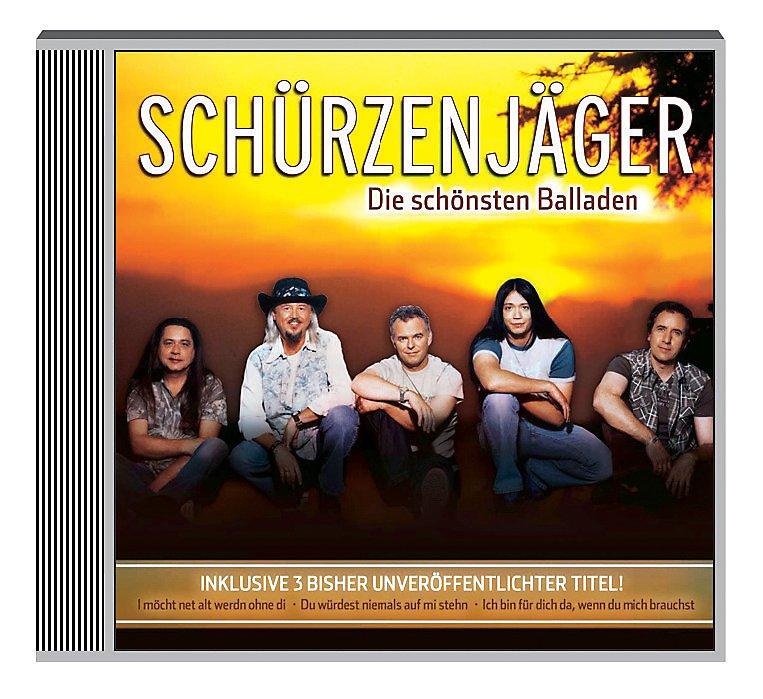 Die Schönsten Balladen CD jetzt online bei Weltbild.de