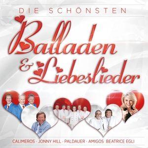 Die Schönsten Balladen & Liebe, Diverse Interpreten