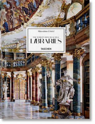Die schönsten Bibliotheken der Welt - Massimo Listri |