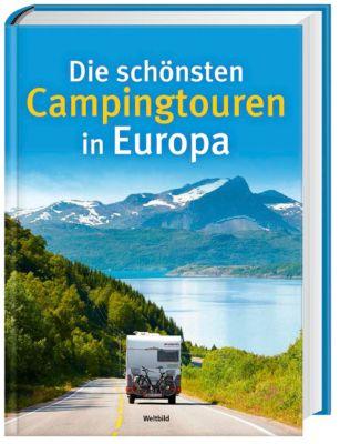 Die schönsten Campingtouren in Europa