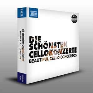 Die Schönsten Cellokonzerte, Various