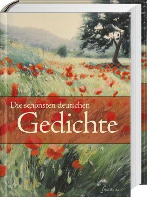 Die schönsten deutschen Gedichte, Lukas Moritz (Hg.)