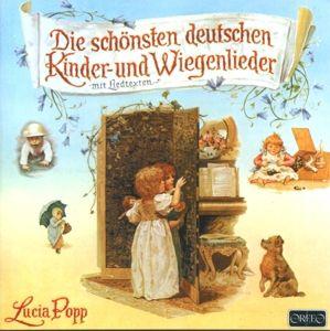 Die Schönsten Deutschen Kinder-Und Wiegenlieder, Lucia Popp