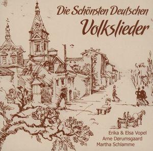 Die Schönsten Deutschen Volkslieder, Diverse Interpreten