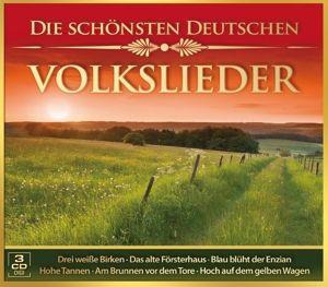 Die schönsten deutschen Volkslieder, Various