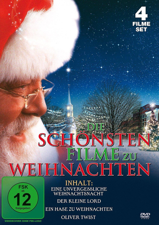 Zu Weihnachten.Die Schönsten Filme Zu Weihnachten Dvd Bei Weltbild De Bestellen