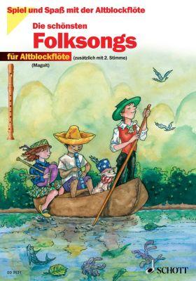 Die schönsten Folksongs, Hans Magolt, Marianne Magolt