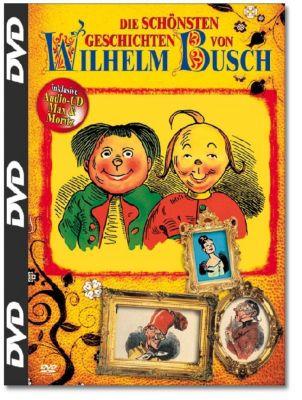 Die schönsten Geschichten von Wilhelm Busch, Diverse Interpreten