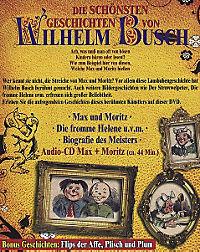 Die schönsten Geschichten von Wilhelm Busch - Produktdetailbild 1