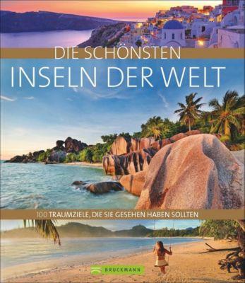 Die schönsten Inseln der Welt, Roland F. Karl, Axel Pinck, Kay Maeritz, Hans-Joachim Spitzenberger, Erik Van de Perre, Thomas Winzker, Krämer