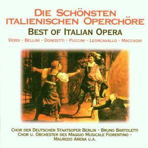 Die schönsten Italienischen Opern, Diverse Interpreten