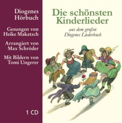 Die Schönsten Kinderlieder, Heike Makatsch