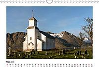 Die schönsten Kirchen der Lofoten (Wandkalender 2019 DIN A4 quer) - Produktdetailbild 5