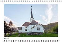 Die schönsten Kirchen der Lofoten (Wandkalender 2019 DIN A4 quer) - Produktdetailbild 7