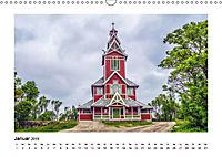 Die schönsten Kirchen der Lofoten (Wandkalender 2019 DIN A3 quer) - Produktdetailbild 1