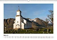 Die schönsten Kirchen der Lofoten (Wandkalender 2019 DIN A3 quer) - Produktdetailbild 5