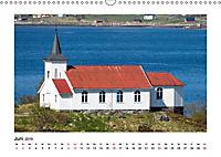 Die schönsten Kirchen der Lofoten (Wandkalender 2019 DIN A3 quer) - Produktdetailbild 6