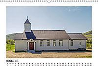 Die schönsten Kirchen der Lofoten (Wandkalender 2019 DIN A3 quer) - Produktdetailbild 10
