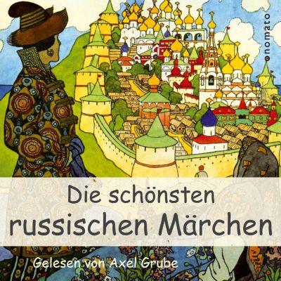 Die schönsten Märchen aus aller Welt: Die schönsten russischen Märchen, Verschiedene