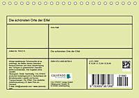 Die schönsten Orte der Eifel (Tischkalender 2019 DIN A5 quer) - Produktdetailbild 13