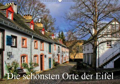Die schönsten Orte der Eifel (Wandkalender 2019 DIN A2 quer), Arno Klatt