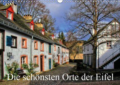 Die schönsten Orte der Eifel (Wandkalender 2019 DIN A3 quer), Arno Klatt