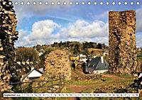 Die schönsten Orte in der Eifel - Kronenburg (Tischkalender 2019 DIN A5 quer) - Produktdetailbild 9