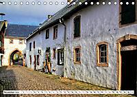 Die schönsten Orte in der Eifel - Kronenburg (Tischkalender 2019 DIN A5 quer) - Produktdetailbild 11
