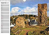 Die schönsten Orte in der Eifel - Kronenburg (Wandkalender 2019 DIN A4 quer) - Produktdetailbild 9