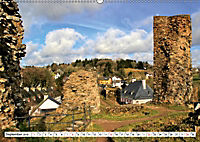 Die schönsten Orte in der Eifel - Kronenburg (Wandkalender 2019 DIN A2 quer) - Produktdetailbild 9