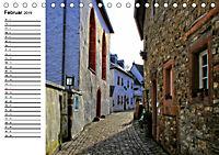 Die schönsten Orte in der Eifel - Kronenburg (Tischkalender 2019 DIN A5 quer) - Produktdetailbild 2
