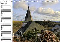Die schönsten Orte in der Eifel - Kronenburg (Tischkalender 2019 DIN A5 quer) - Produktdetailbild 3