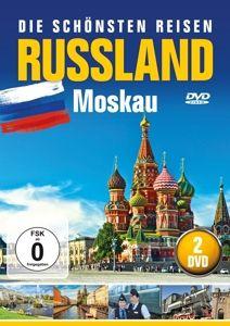 Die Schönsten Reisen - Russland & Moskau, Diverse Interpreten
