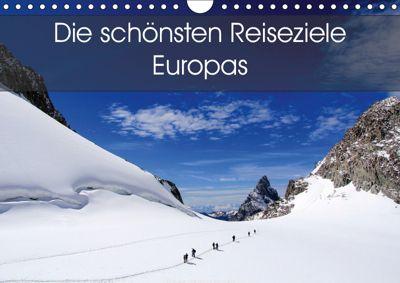 Die schönsten Reiseziele Europas (Wandkalender 2019 DIN A4 quer), Card-Photo