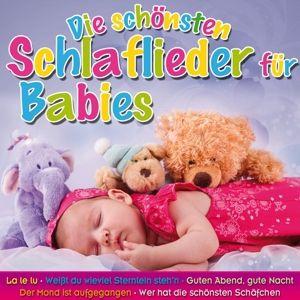 Die schönsten Schlaflieder für Babies, Diverse Interpreten