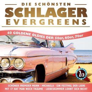 Die Schönsten Schlager Evergreens-40 Oldies, Various