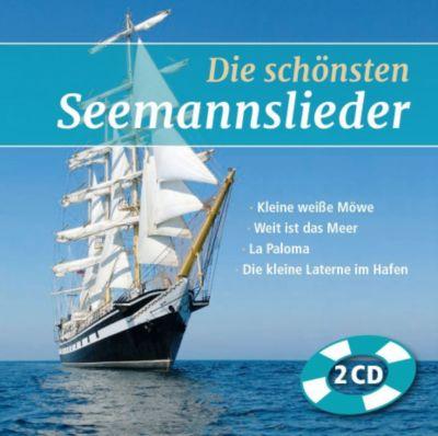 Die schönsten Seemannslieder (2 CDs), Various