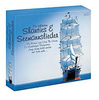 Die schönsten Shanties & Seemannslieder - Produktdetailbild 1