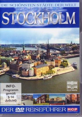 Die schönsten Städte der Welt - Stockholm, Die Schönsten Städte Der Welt