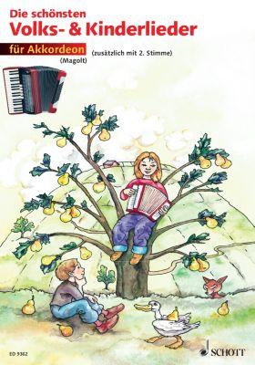 Die schönsten Volks- und Kinderlieder, Hans Magolt, Marianne Magolt