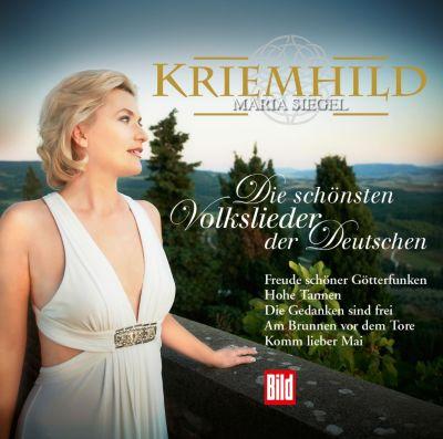 Die schönsten Volkslieder der Deutschen, Kriemhild Maria Siegel