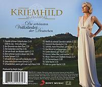 Die schönsten Volkslieder der Deutschen - Produktdetailbild 1