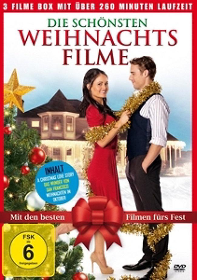 Die Schönsten Weihnachtsfilme 3 Filme DVD | Weltbild.ch