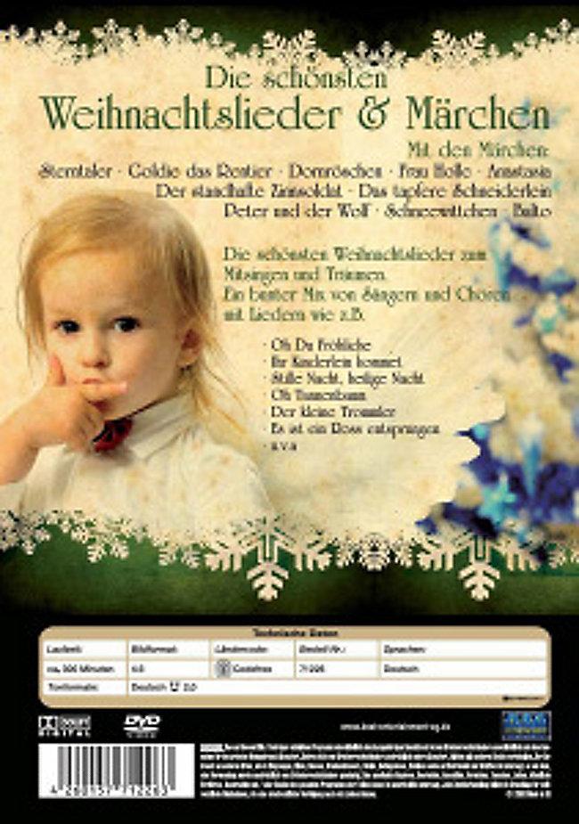 Die Schönsten Weihnachtslieder & Märchen bei Weltbild.de kaufen